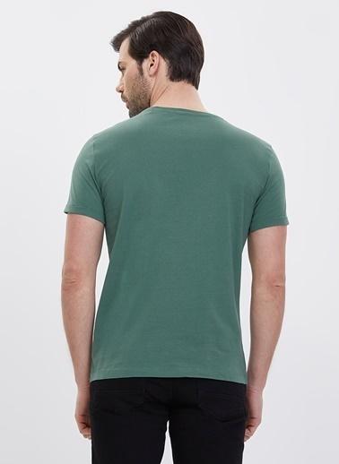 Loft Tişört Yeşil
